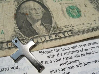does God want you to be rich wealth Christian money debate blessing curse