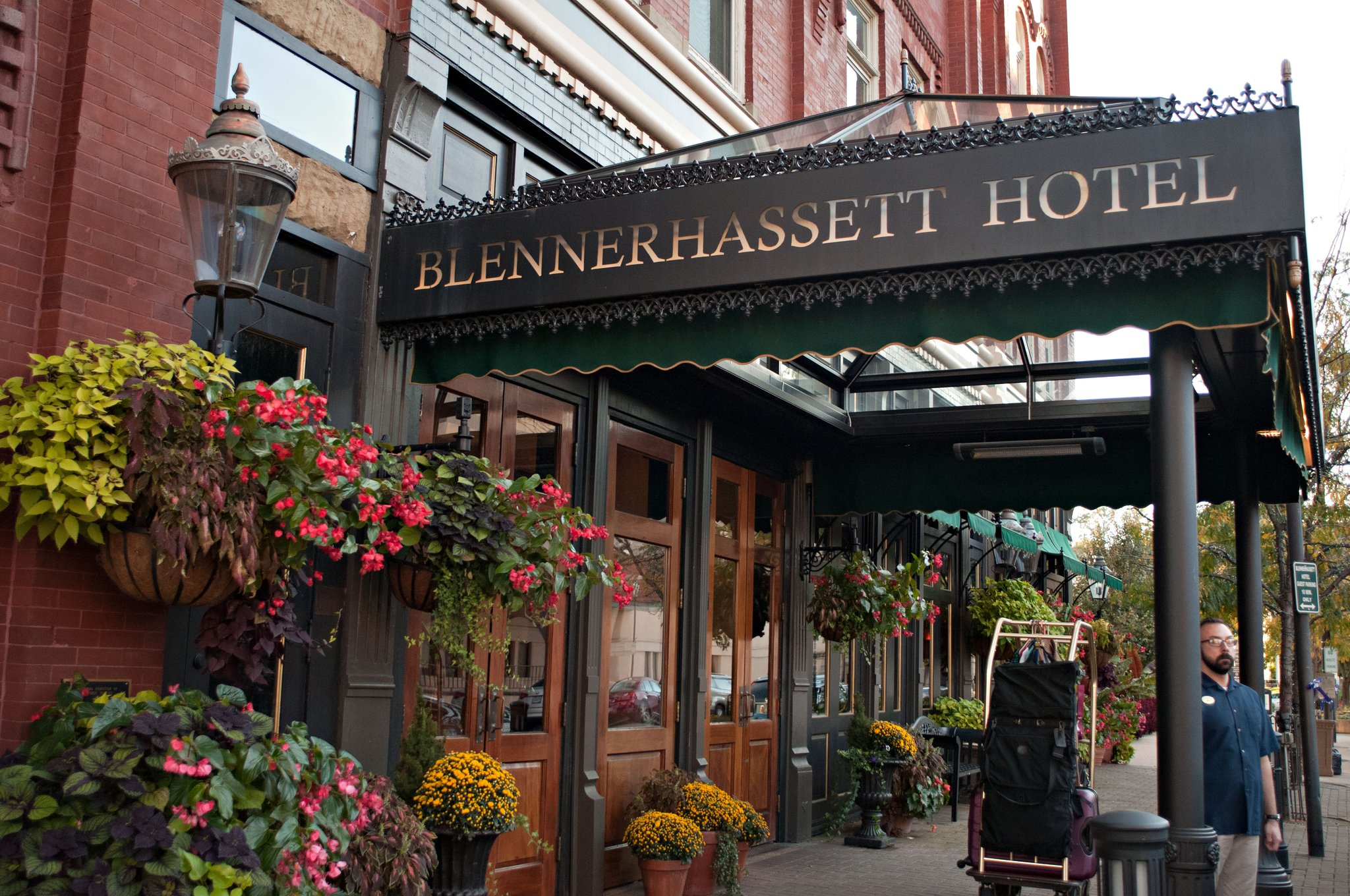 Blennerhassett Hotel Meetings And Events First Class