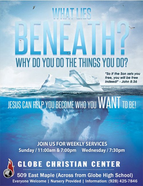 CFM Flyers Classic designs for churches - bringing clarity to your