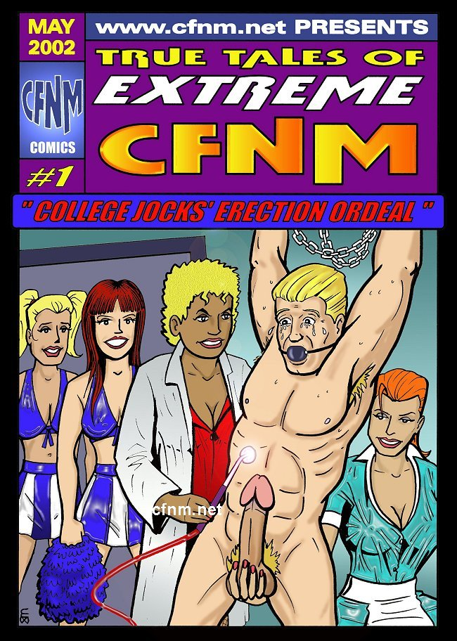 cfnm chastity cartoon