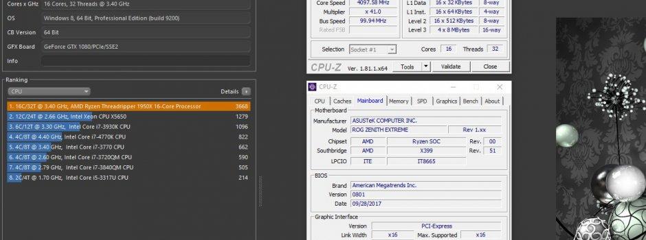Best CPU  GPU Render Benchmarks - CG Director