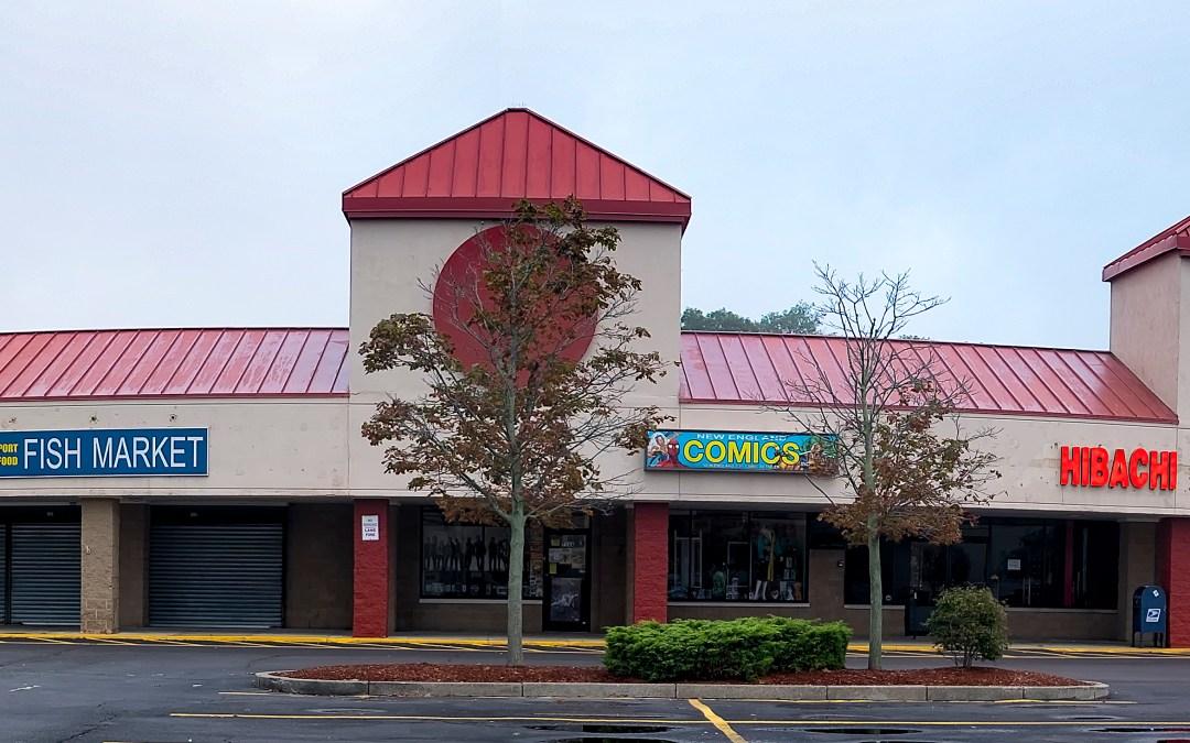 694-760 Crescent Street, Brockton