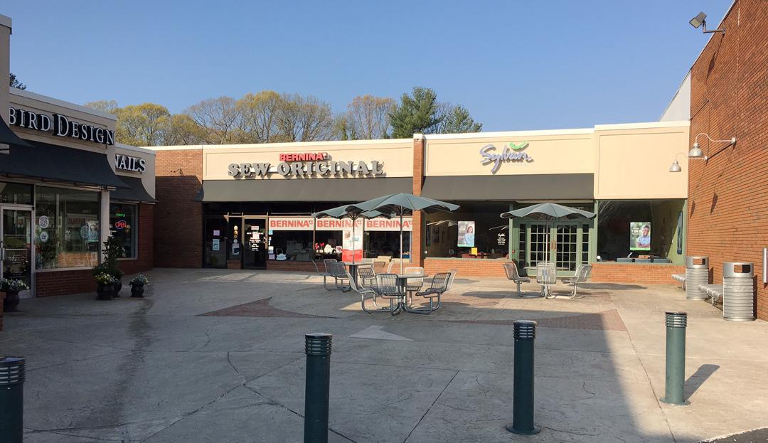 Sherwood Plaza – Winston-Salem, NC