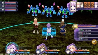 Hyperdimension Neptunia Re; Birth1 (PC) Review 5