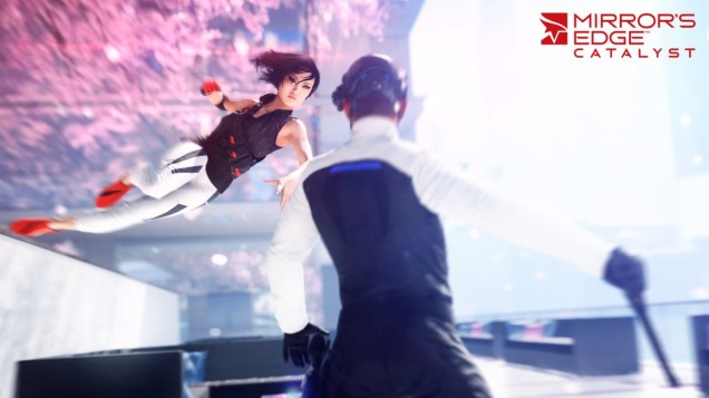 Running is Back in Style With Mirror's Edge Catalyst 1