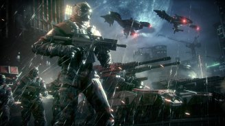 Batman: Arkham Knight (PS4) Review 4