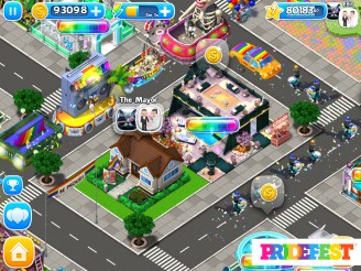 Pridefest (iOS) Review 1