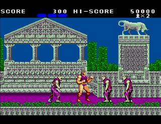 Developer: Sega Publisher: Sega Genre: Action Released: 1986 Rating: 1.0