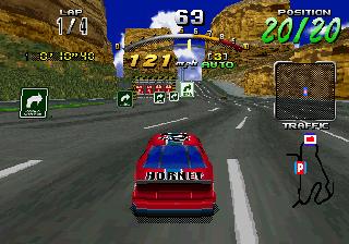Developer: Sega-AM3 Publisher: Sega Genre: Arcade Racing Released: November 21, 1996 Rating: 4.0