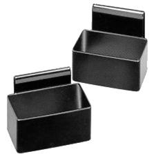 Porta Clip Metal Radio Holder