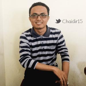 chaidir blogger