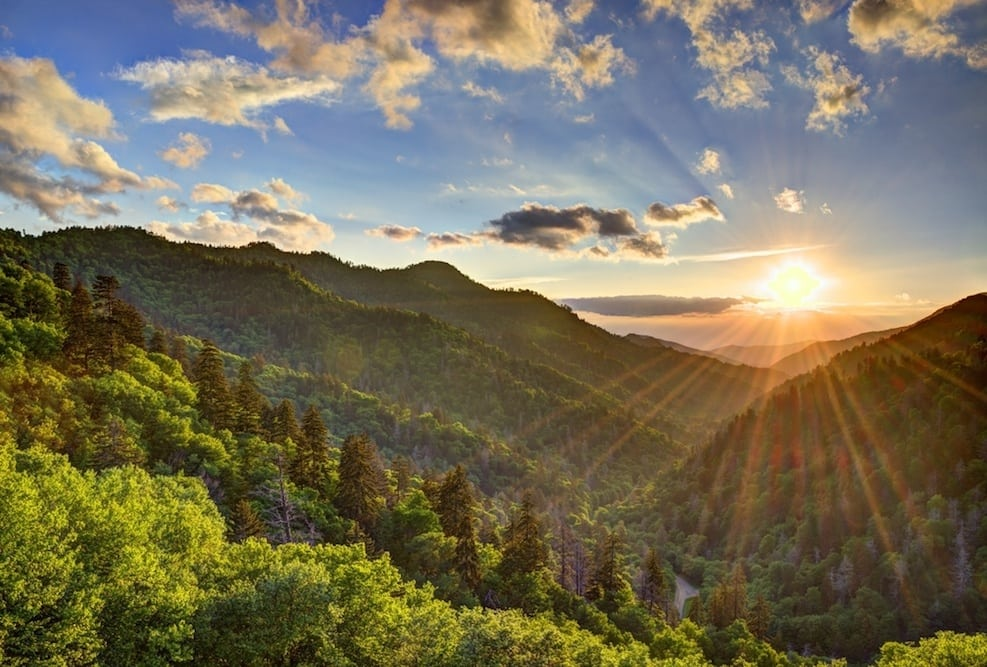 Fall Smoky Mountains Wallpaper 5 Things We Love About Visiting Gatlinburg In The Summer