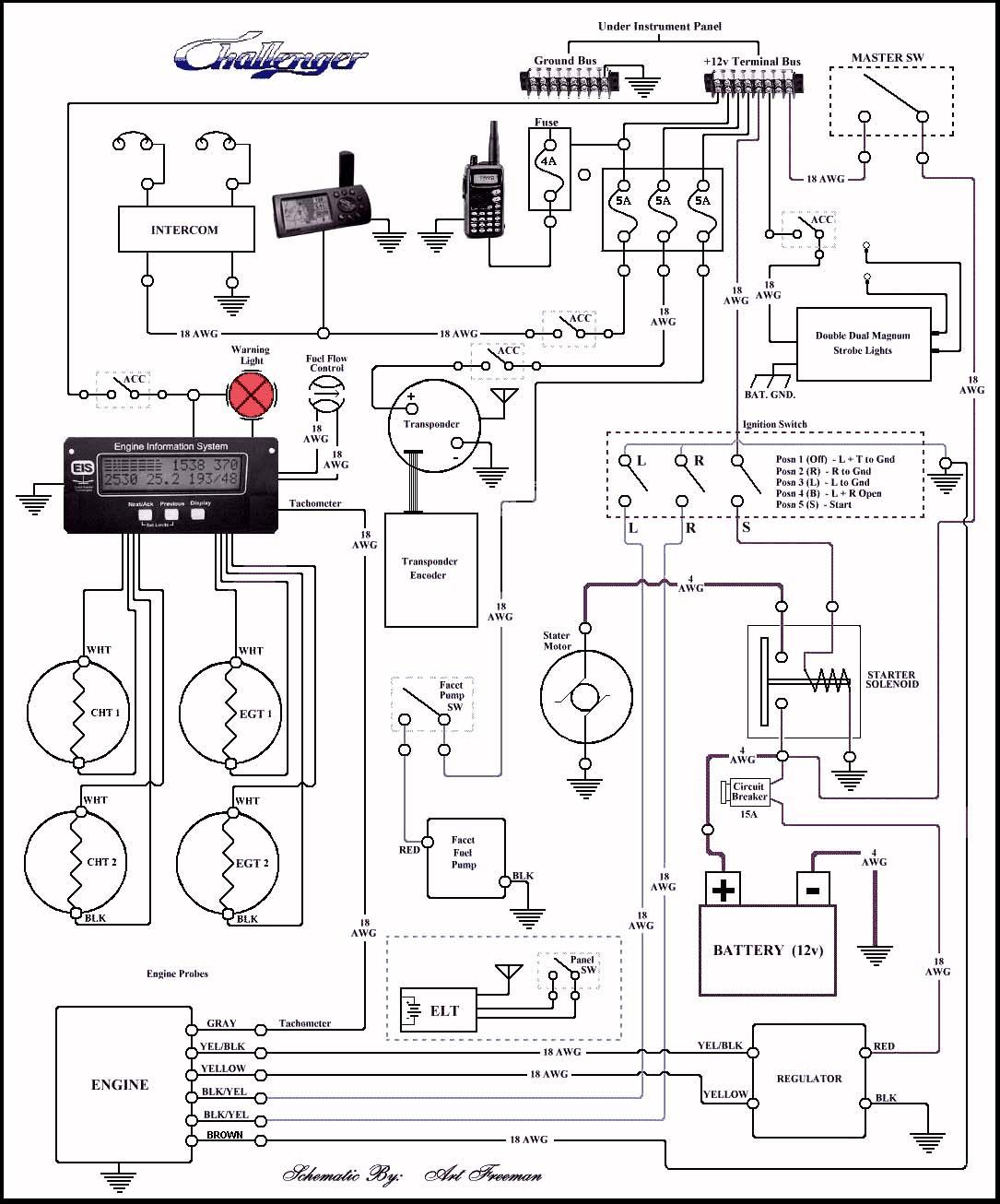iceman wiring diagram