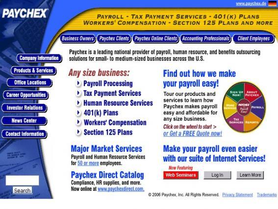Paychex, Inc - Phoenix, AZ
