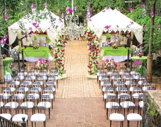 Weddings - 2010 - Maui, Hawaii (Pacific Event Group / White Orchid