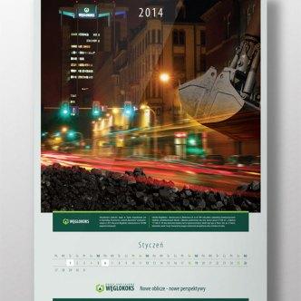 Weglokoks-Kalendarz