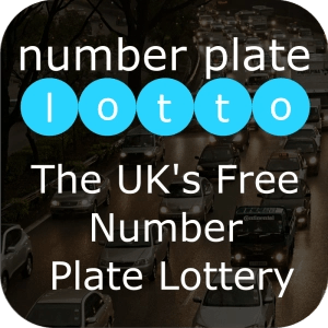Number Plate Lotto