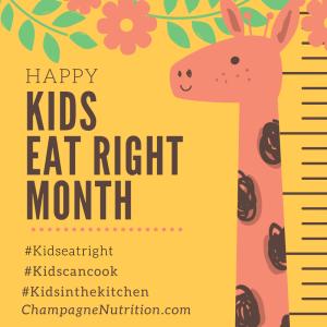 Kids Eat Right Vegetarian and Vegan
