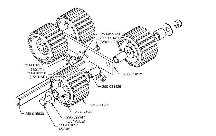 single axle trailer ke wiring diagram