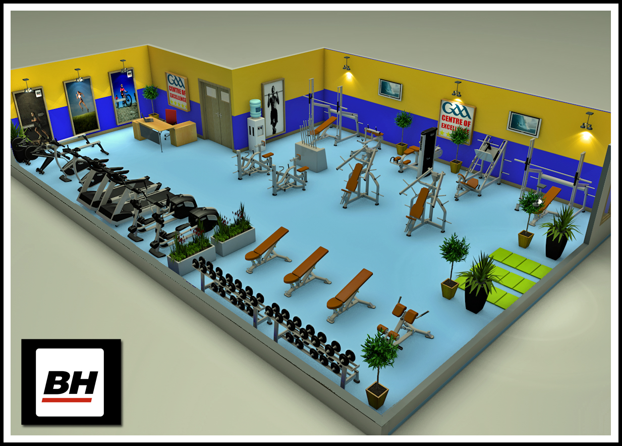 A Sample Gym Fitness Center Business Plan Template Gym Design And Layout Chandler Sports