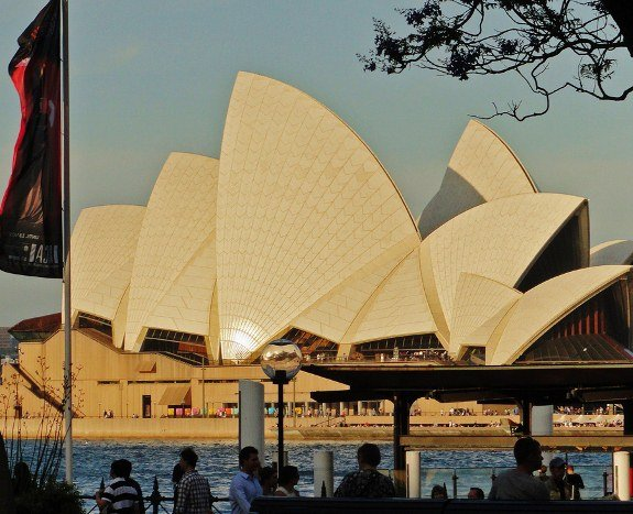 Free things to do in Sydney Opera House