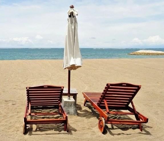 are bali beaches dirty