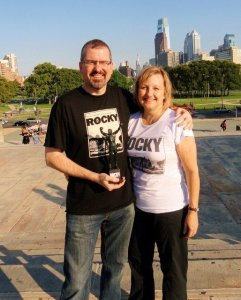 Rocky steps Philadelphia