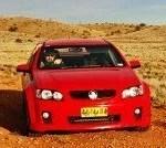 Australia Outback road trip
