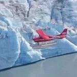Alaska glacier tour plane over glacier (800x613) (150x150)