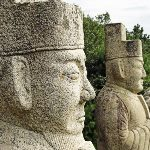 DPRK royal tombs statues (150x150)