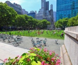 Bryant Park New York City