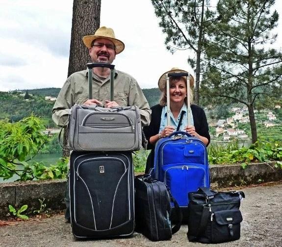 travel myths luggage