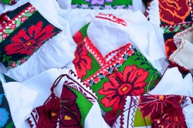 #EsMichoacán Textiles