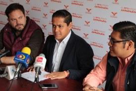 Daniel Moncada: Buscamos Ciudadanos Libres Para Ser Candidatos En Sahuayo Y Cd. Hidalgo