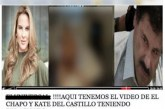 No Seas Morbos@! Supuesto Video Porno Del Chapo Con Kate  Es Un Virus
