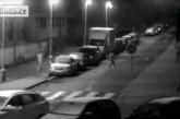 #VIDEO 'Hombre Lobo' Atemoriza Las Calles De Ciudad Europea