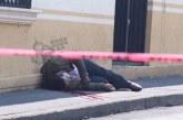 #Morelia Identifican A Abogado Asesinado Esta Mañana Afuera De Ex Instalaciones Del PRD