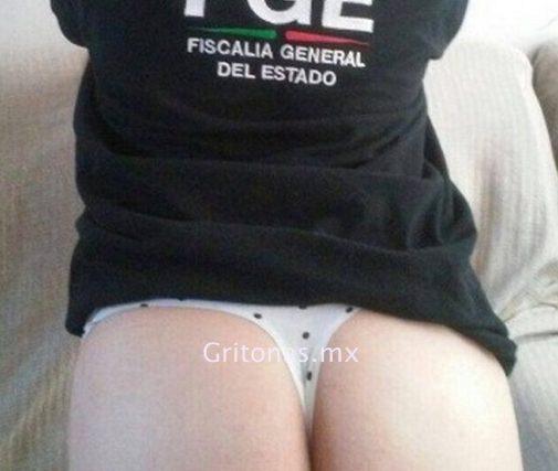 #VIRAL: Enseña Su Trasero En Tanga Y Se Autonombra #LadyFiscalía