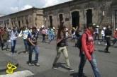 #UMSNH: Aspirantes Y Rechazados Marchan En Contra De La Política De Nuevo Ingreso