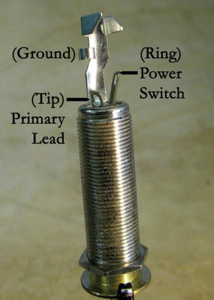 1 4 Guitar Jack Wiring Diagram Wiring Diagram
