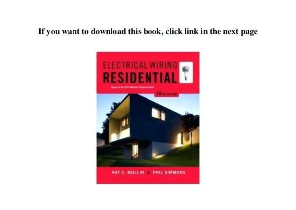 Wondrous Basic Electrical Wiring Residential Resumesheet Flion Co Wiring Digital Resources Nekoutcompassionincorg