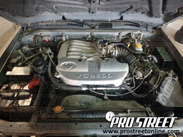 2001 Nissan Pathfinder Wiring Diagram