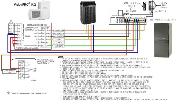 Carrier Heat Pump Wiring