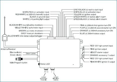 Viper 5901 Wiring Diagram Online Wiring Diagram