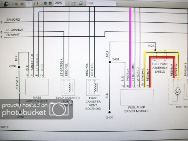 Wiring Diagram For 2000 Ford Mustang Wiring Diagram