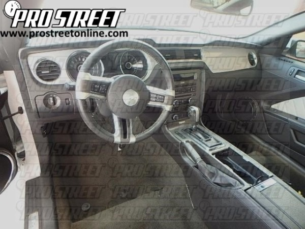 2005 Ford Mustang Stereo Wiring Diagram