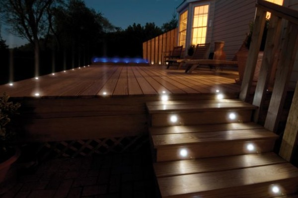 Wired Led Landscape Lights