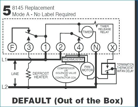 Paragon Defrost Timer Wiring On Hvac Evaporator Coil Replacement
