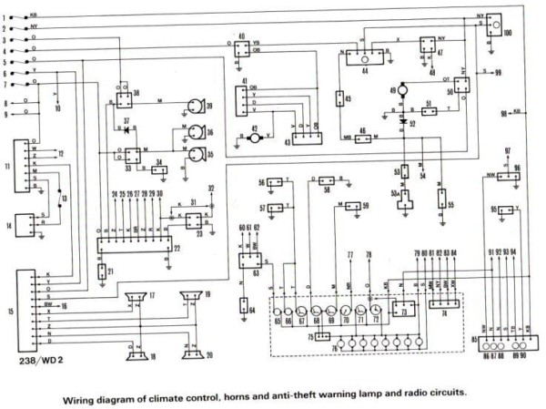 wiring diagram vs commodore stereo