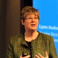 Lynn Anderson, senior vice president of demand generation and channel marketing at HP